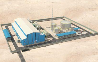 60MW PDV HFO Power Plant In Karbala of Iraq