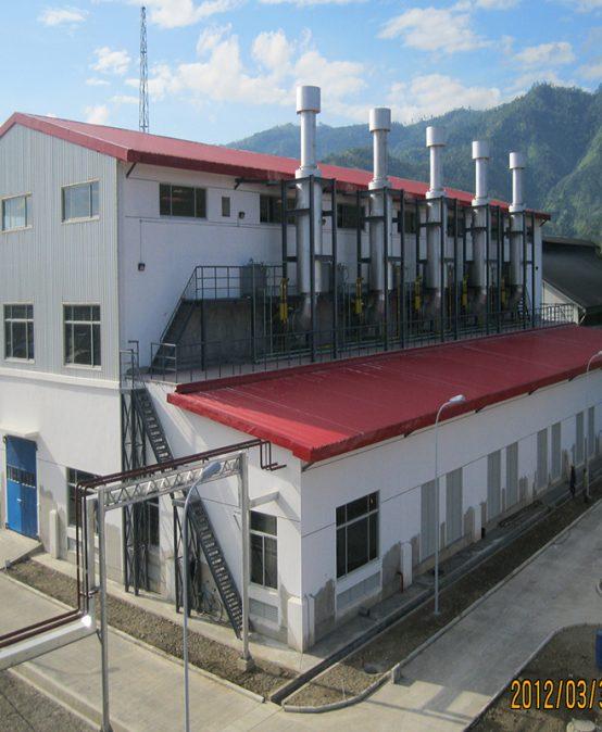 Centrale électrique COMORO de Timor oriental