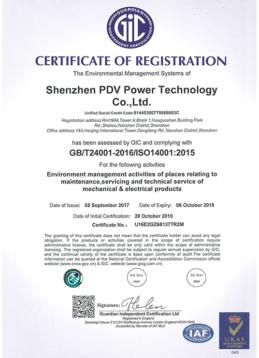 ISO240012004THEMANAGEMENTSYSTEMOFENVIRONMENTENG