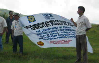 Proyectos de central eléctrica financiado por el Banco Mundial