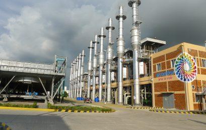 Ecuador Estimated II 100MW HFO Power Plant