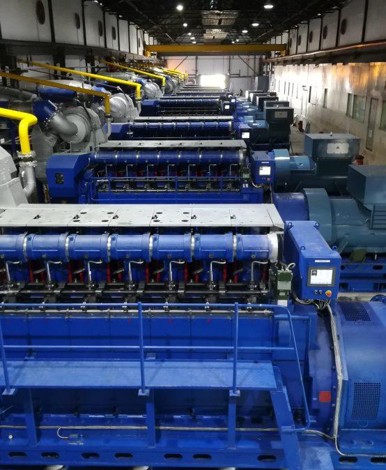 Fiji Gold Mines 9x2100KW IPP Project