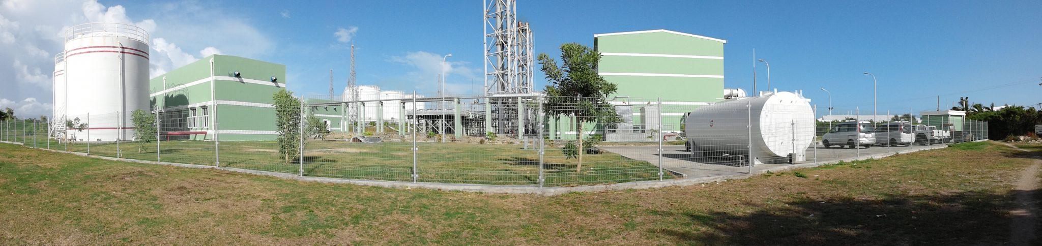 安提瓜-巴布达电站